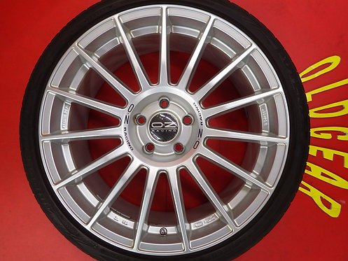 軽量 OZレーシング スーパーツーリズモ LM 19インチ 4本セット ポテンザ アウディ A3 A4 VW ゴルフ ジェッタ パサート