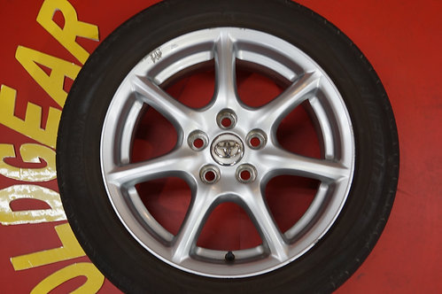 D 即納 トヨタ 50系 エスティマ 純正 17インチ エスティマ カムリ クラウン タイヤサイズ変更でマークⅡ ブレビス
