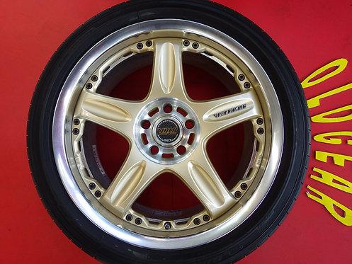 絶版 鍛造 バリ山 RAYS VOLK RACING GT-C レイズ ボルクレーシング 4本セット 17インチ スバル レガシィ インプレッサ BRZ 86