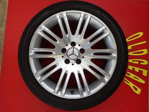 送料無料 メルセデス ベンツ W211 Eクラス リミテッド スポーツエディション 純正 18インチ 4本セット