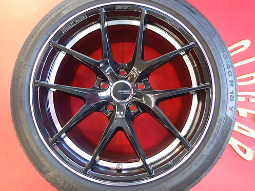 BMW 承認 コンチネンタル ヴィゴロッソ N628 未使用 18インチ 4本セット 3シリーズ F30 F31 4シリーズ F32