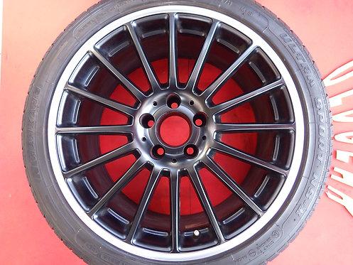 即納可能 社外品 18インチ 4本セット メルセデス ベンツ Cクラス W205 C180 C200 ワゴン クーペ