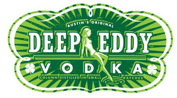 Deep Eddy Vodka St. Patricks Day Sticker