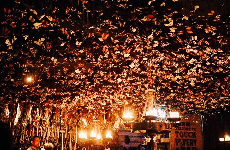 Iron Fairies, Lan Kwai Fong, The Central ( the Persistence of Memory )