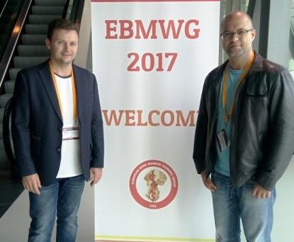 XIIIEBMWG International Course and Workshop on Bone Marrow Pathology  in Utrecht, The Netherlands on