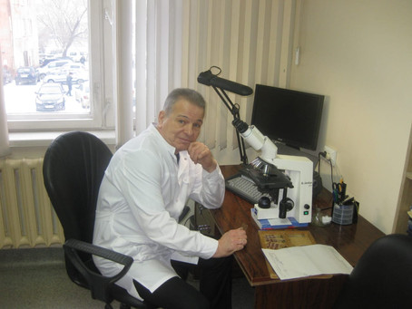 Cкончался наш товарищ и коллега, врач-патологоанатом, Иванин Валерий Владимирович