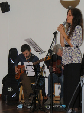 Fulvia & the band