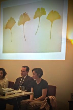 Silvia, Andrea e Shigemi
