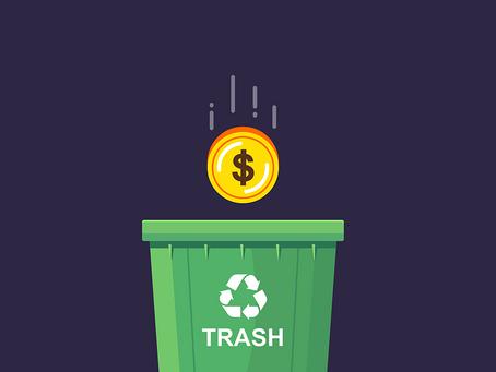 CASH IS TRASH