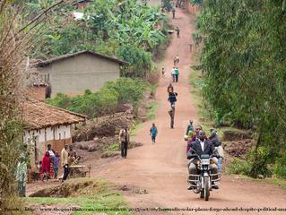 EL PAÍS DE LAS MIL COLINAS* Burundi, África Central**