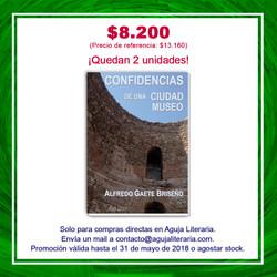 CONFIDENCIAS DE UNA CIUDAD MUSEO