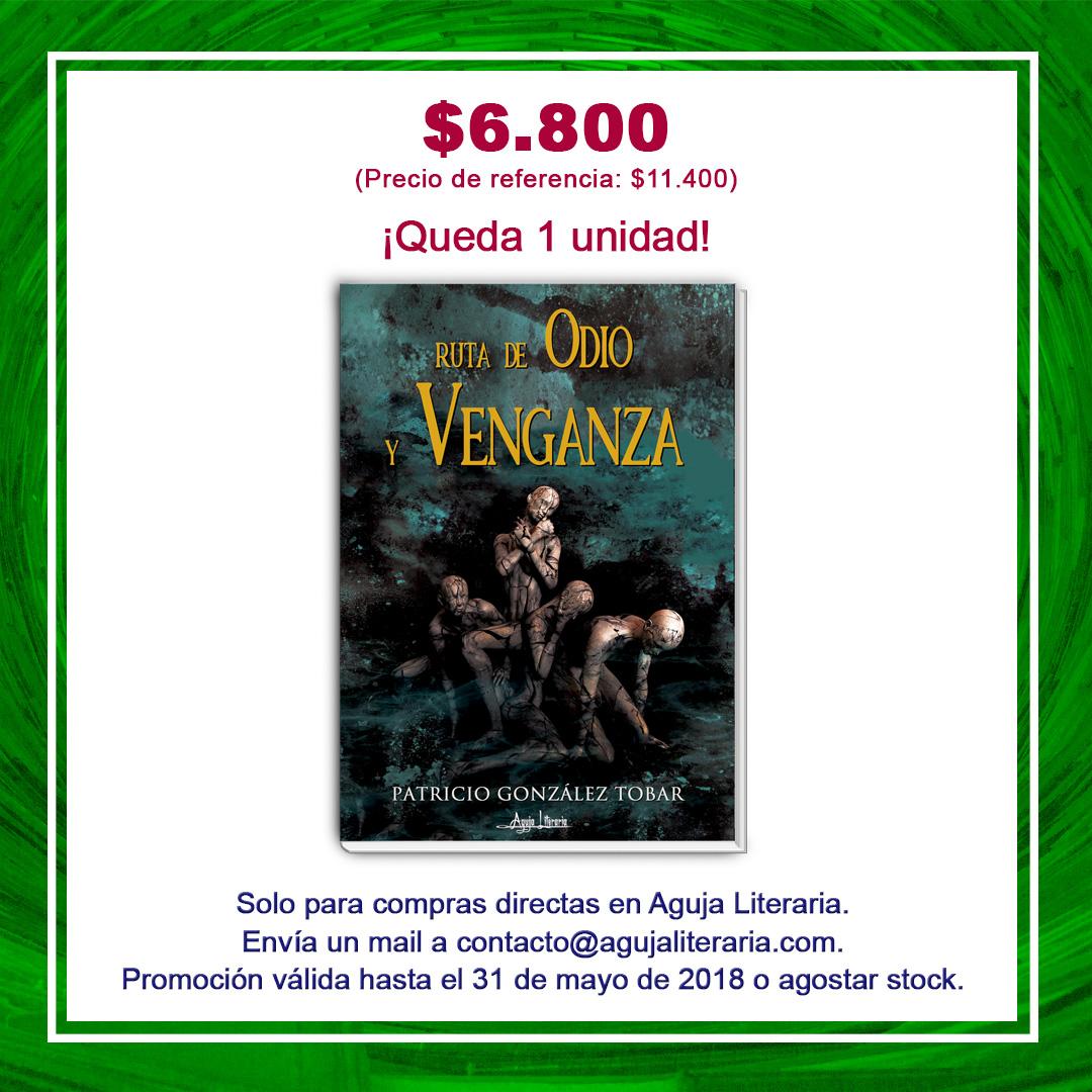 RUTA DE ODIO Y VENGANZA