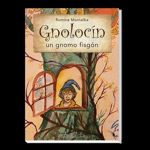 Gnolocín, un gnomo fisgón