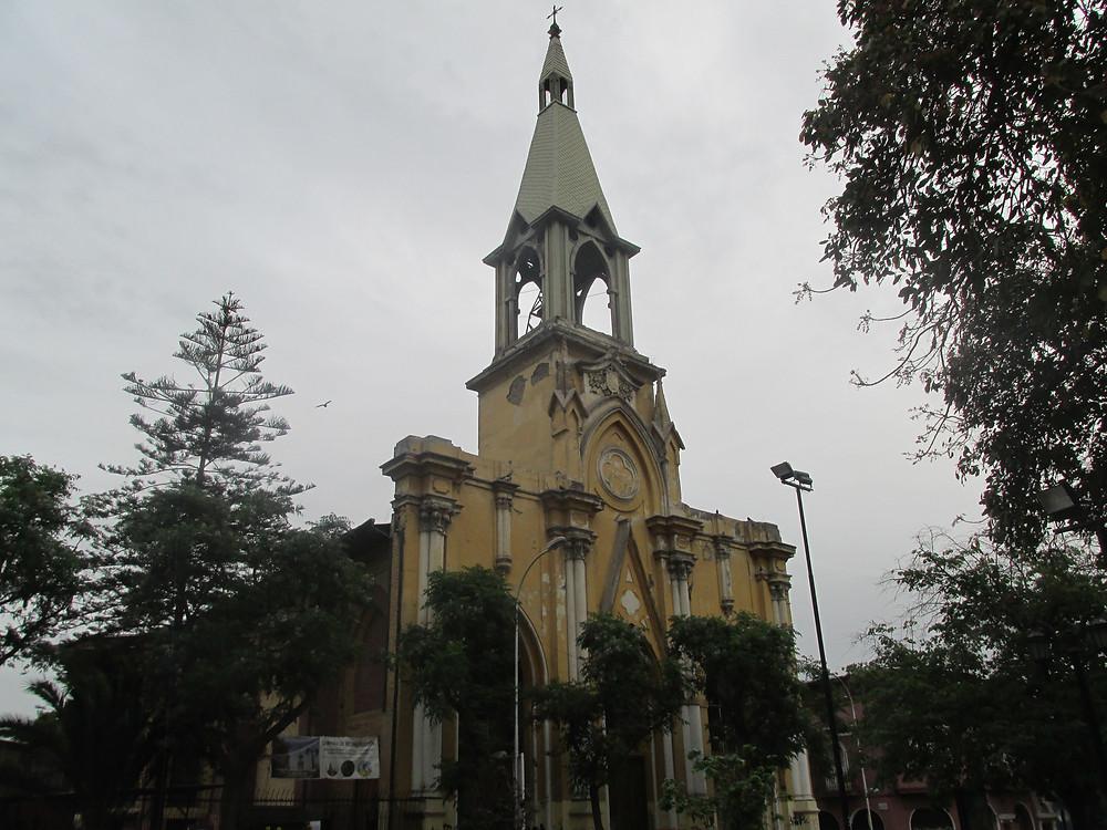 Parroquia de San Saturnino