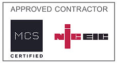 Approved Contractor MCS NICEIC Logo
