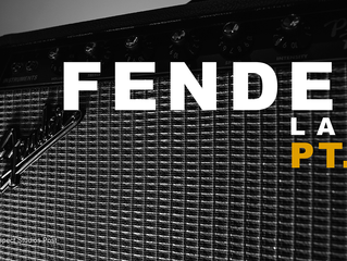 Life in Fenderland Pt. 2