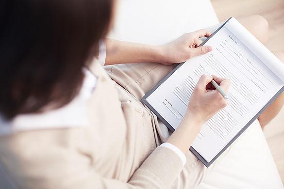 O estabelecimento de objetivos e o sucesso na clínica