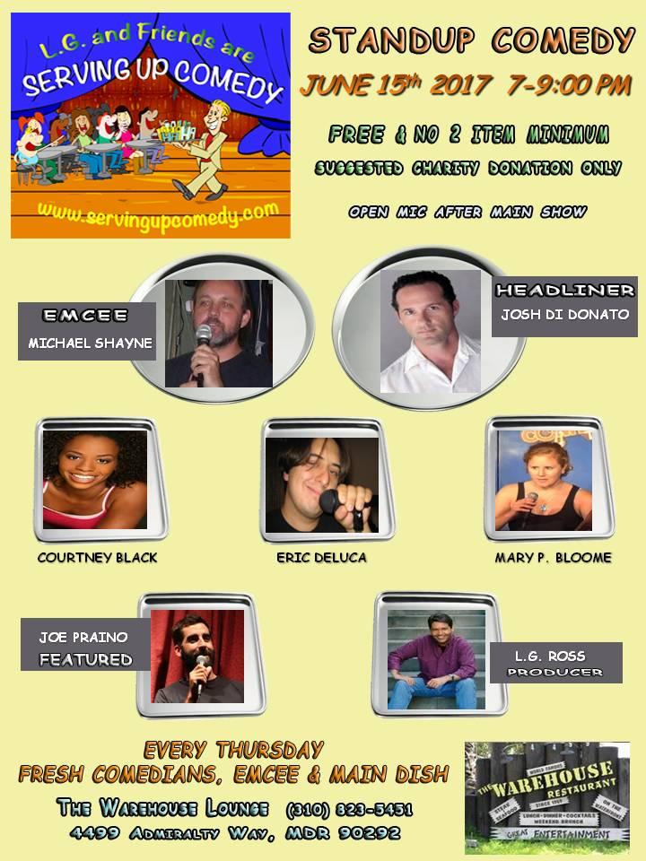 FREE show in Marina Del Rey