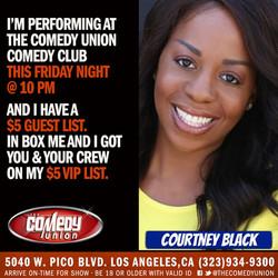 5/3/19, 10pm @ The Comedy Union