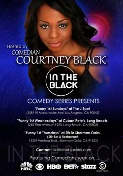 """""""In The Black"""" Comedy Series...."""