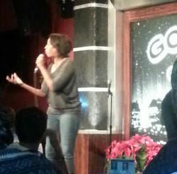Gotham Comedy Club, NYC