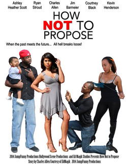 How Not To Propose movie poster