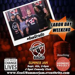 Generation U Radio Summer Ja