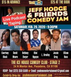 The Ice House - Feb. 29, 2020