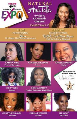 KJLH Women's Health Expo