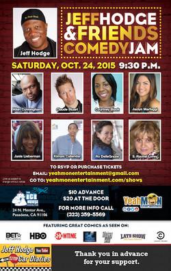 Ice House Comedy Club, Pasadena 9:30