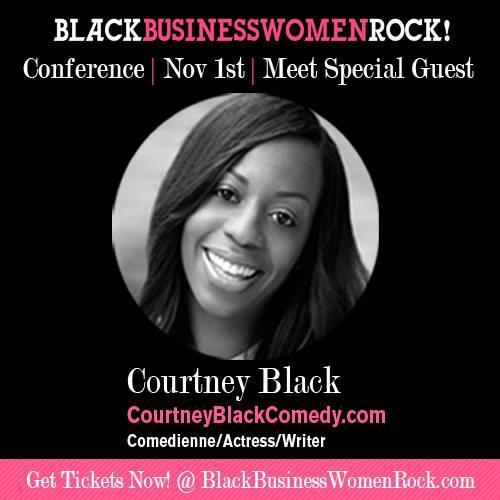 Black Business Women Rock