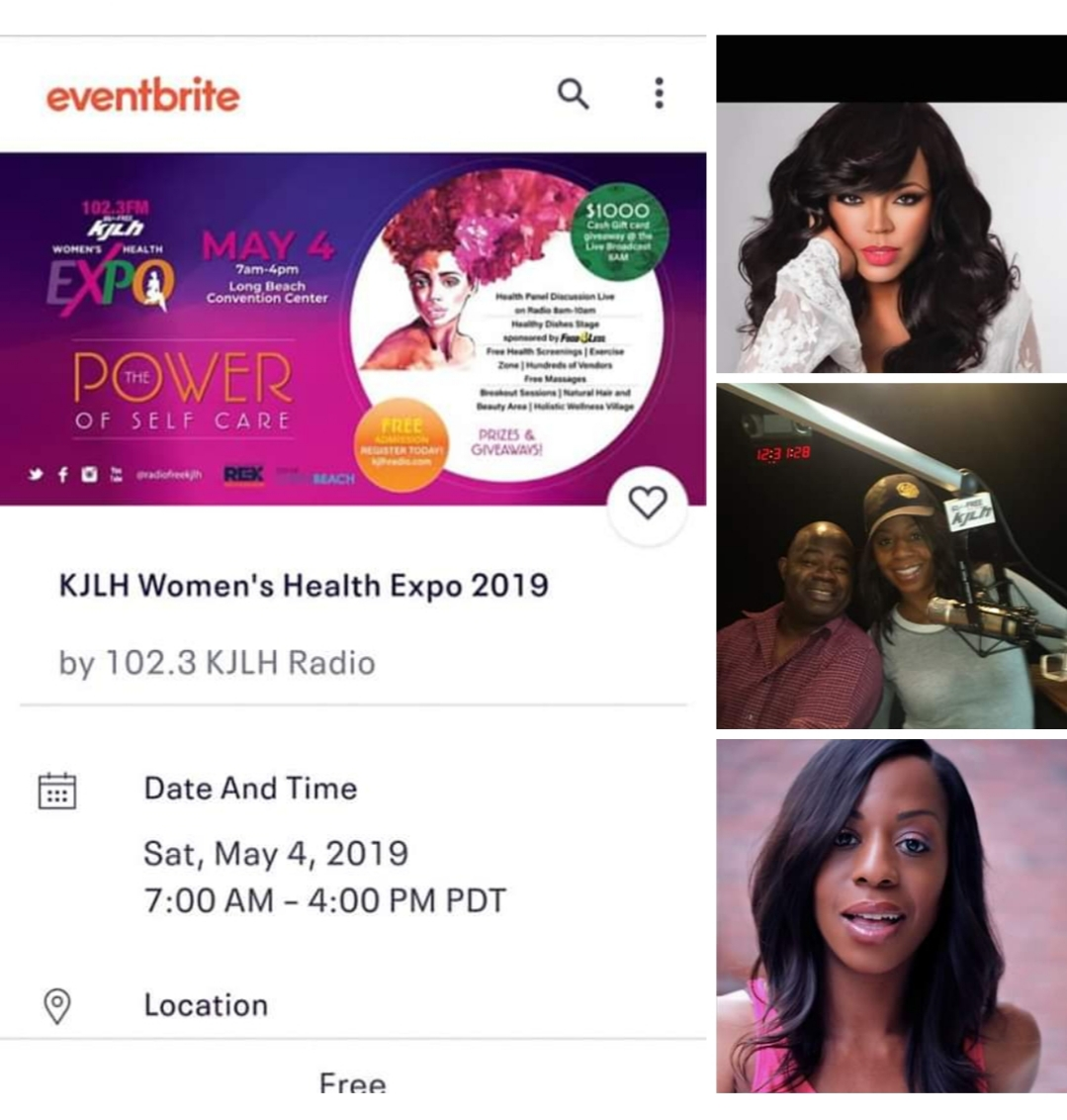 5/4/19, KJLH Women's Health Expo