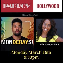 Hollywood Improv - 3/16/2020