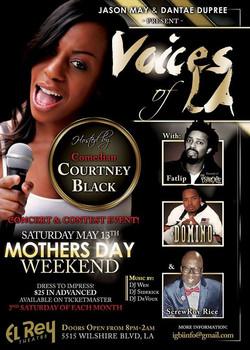 Voices Of LA @ the El Rey!!