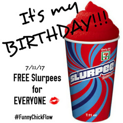 7/11 a FunnyChick was born!