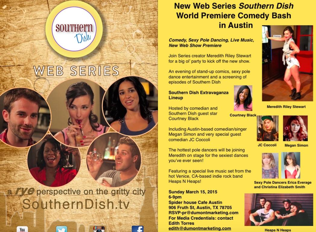 Southern Dish SXSW