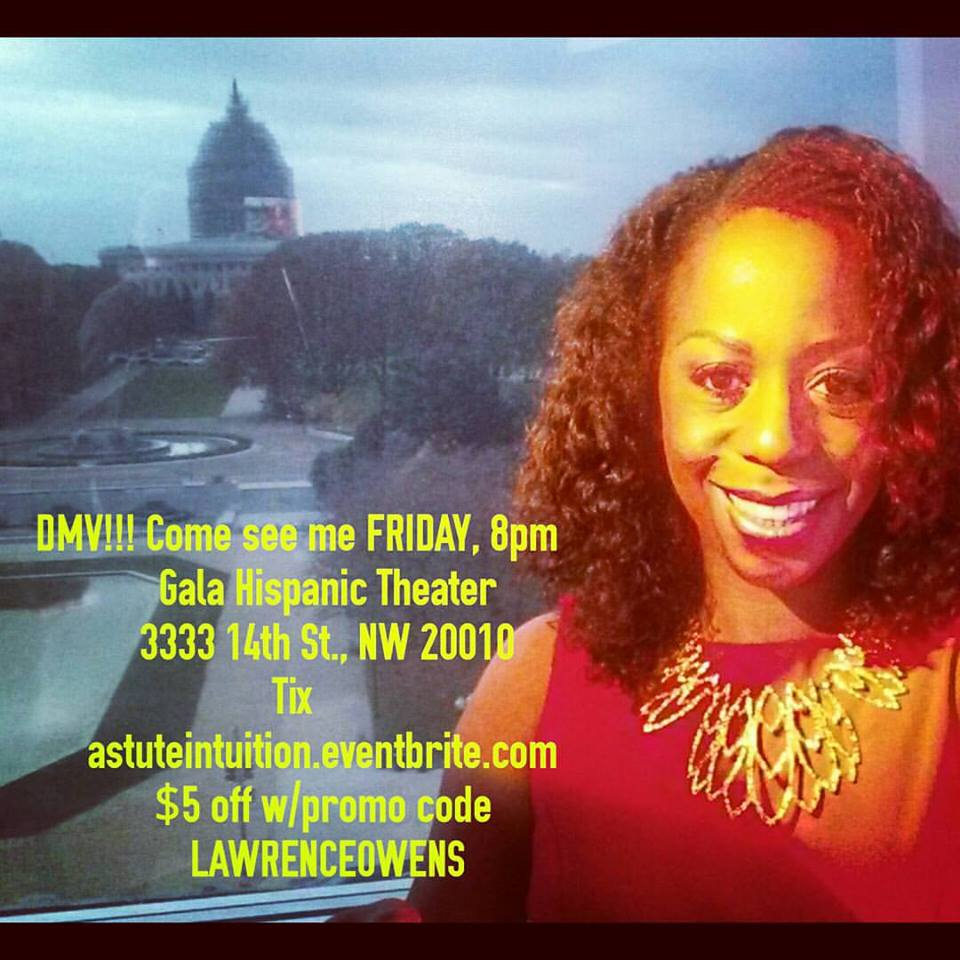 Netflix taping in D.C....