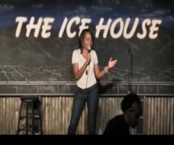 The Ice House Comedy Club - Pasadena, CA 2015-1-20-0:7:38