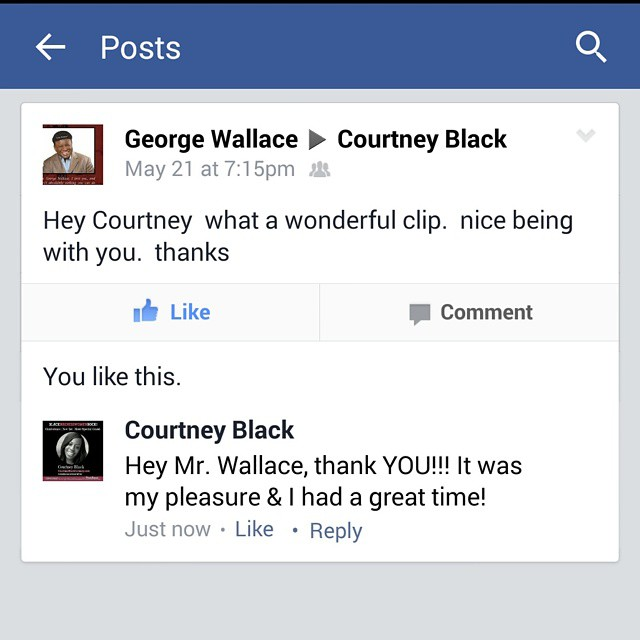 George Wallace... #CwC