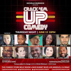 Comedy Store 6/13/19