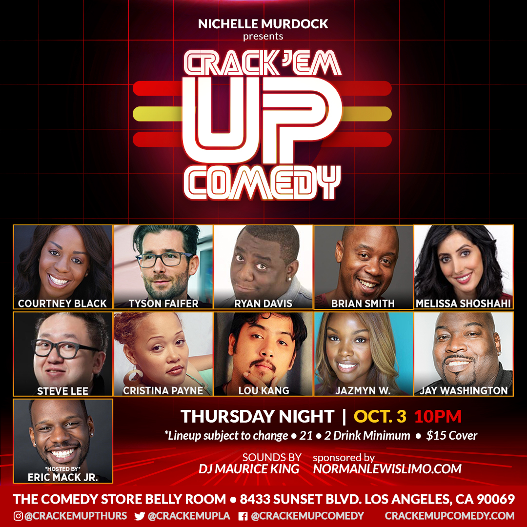 The Comedy Store - 10/3/19