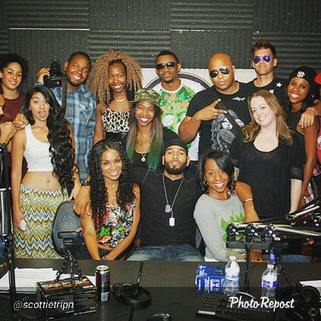 My Generation U Radio Show family