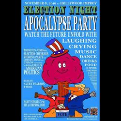 Apocalypse Party @ Hollywood Improv