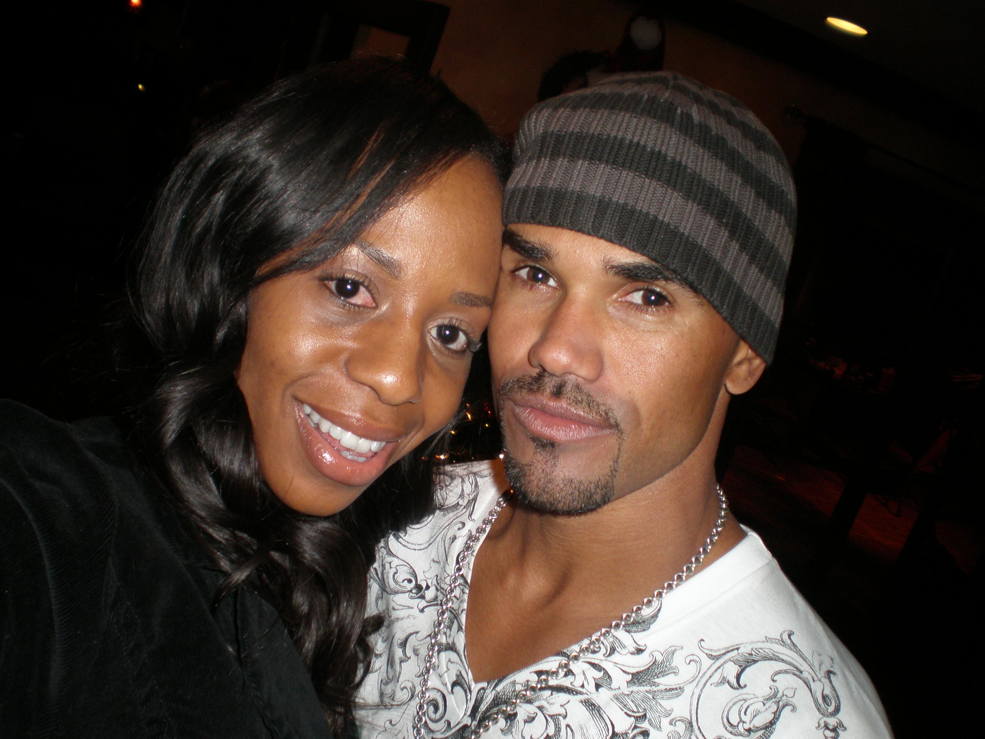 Me & Shemar Moore