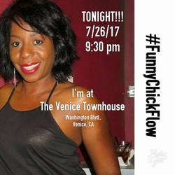 Wed 7/26 Venice