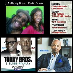 J. Anthony Brown Radio Show