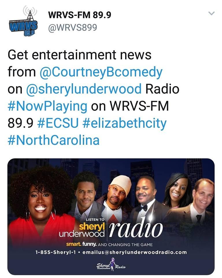 SherylUnderwoodRadio.com