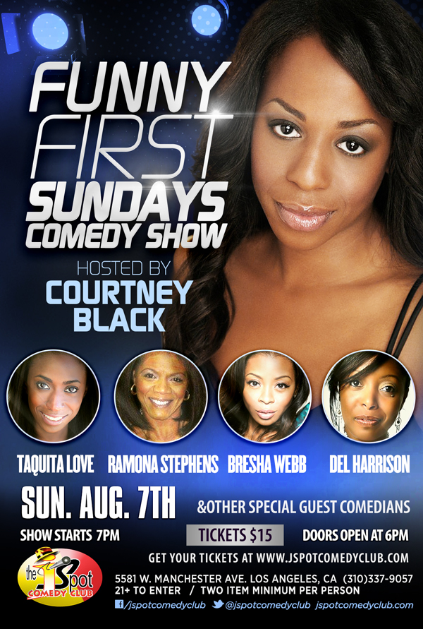 #Funny1stSundays - August