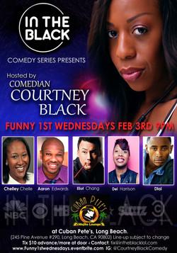 TONIGHT!!! Long Beach!!! Wed 2/3/16