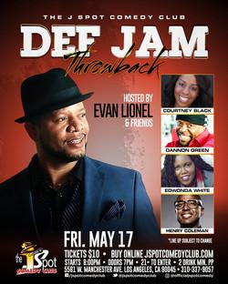 5/17/19, J Spot w/ Evan Lionel